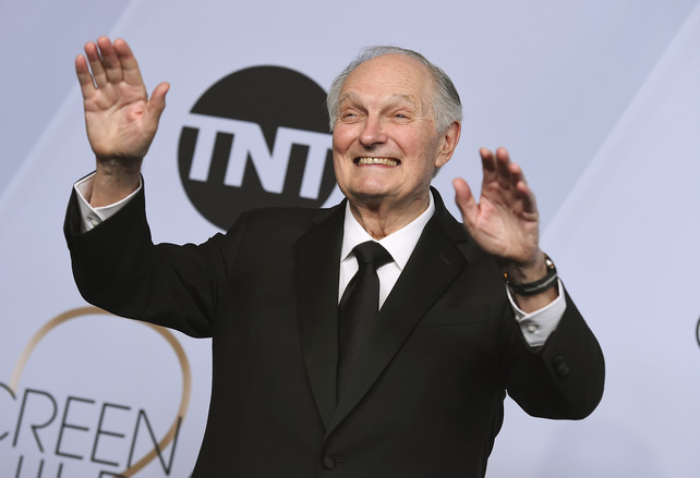 alan-alda,-galardon-especial-sag-awards