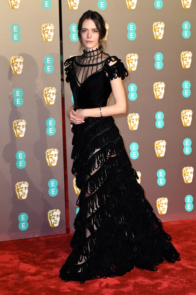 bafta-2019:-stacy-martin