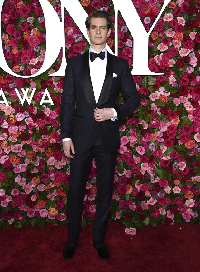 tony-awards-2018:-andrew-garfield