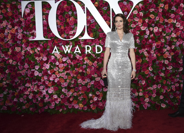 tony-awards-2018:-tina-fey